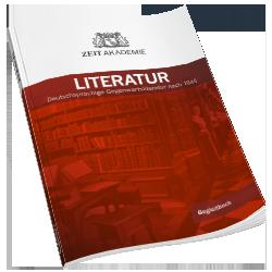 Literatur Begleitbuch