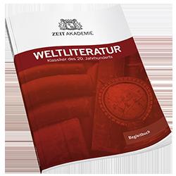 Weltliteratur Begleitbuch