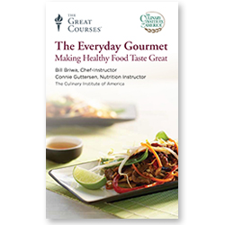 The Everyday Gourmet Begleitbuch