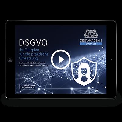 DSGVO Begleitbuch
