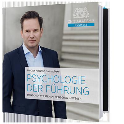 Psychologie der Führung: Die Organisation Begleitbuch