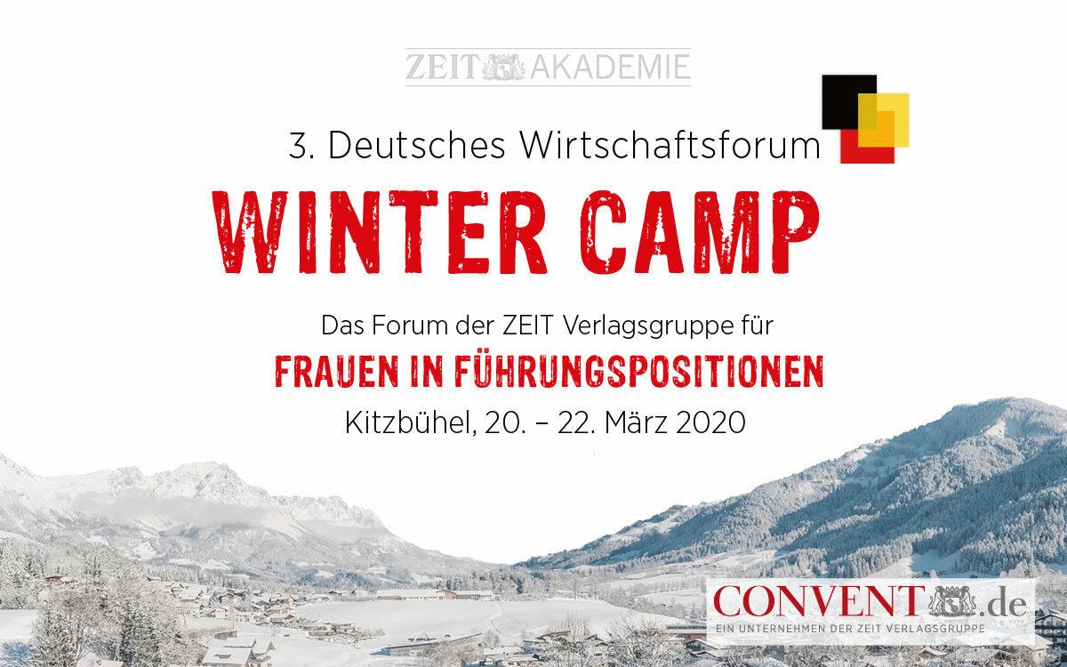 Seminar Winter Camp: Jetzt anmelden