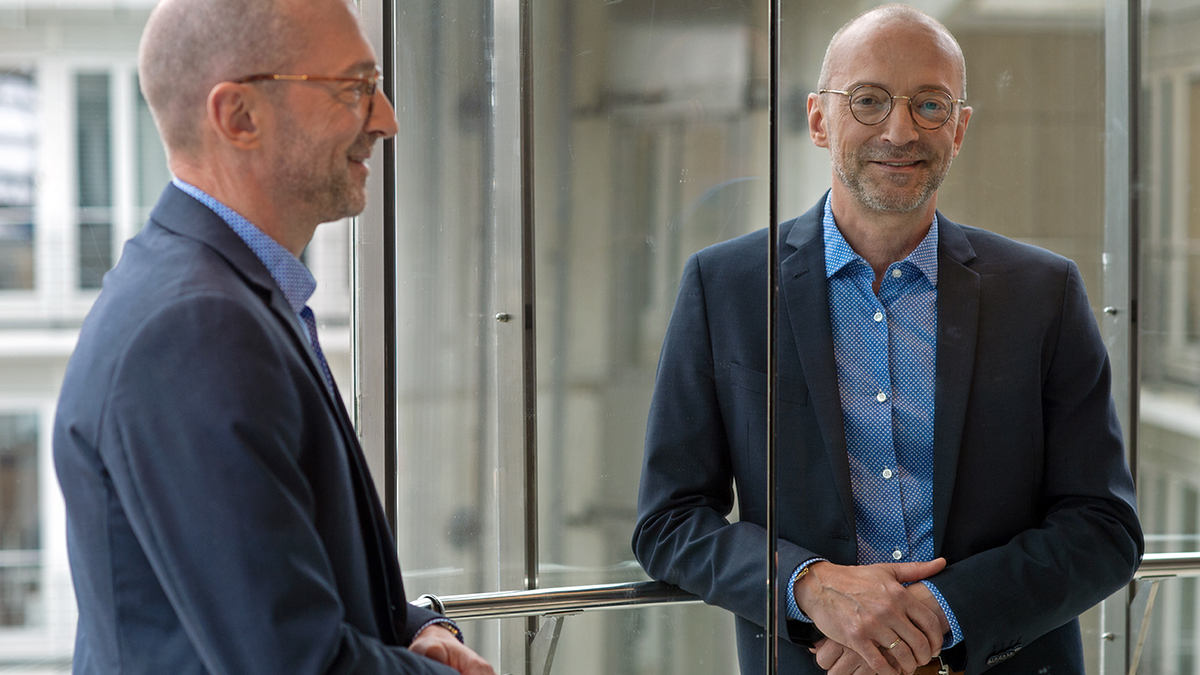 Prof. h.c. Andreas Dengel im Online-Kurs »Künstliche Intelligenz« der ZEIT Akademie