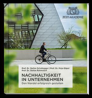 Nachhaltigkeit in Unternehmen Begleitbuch