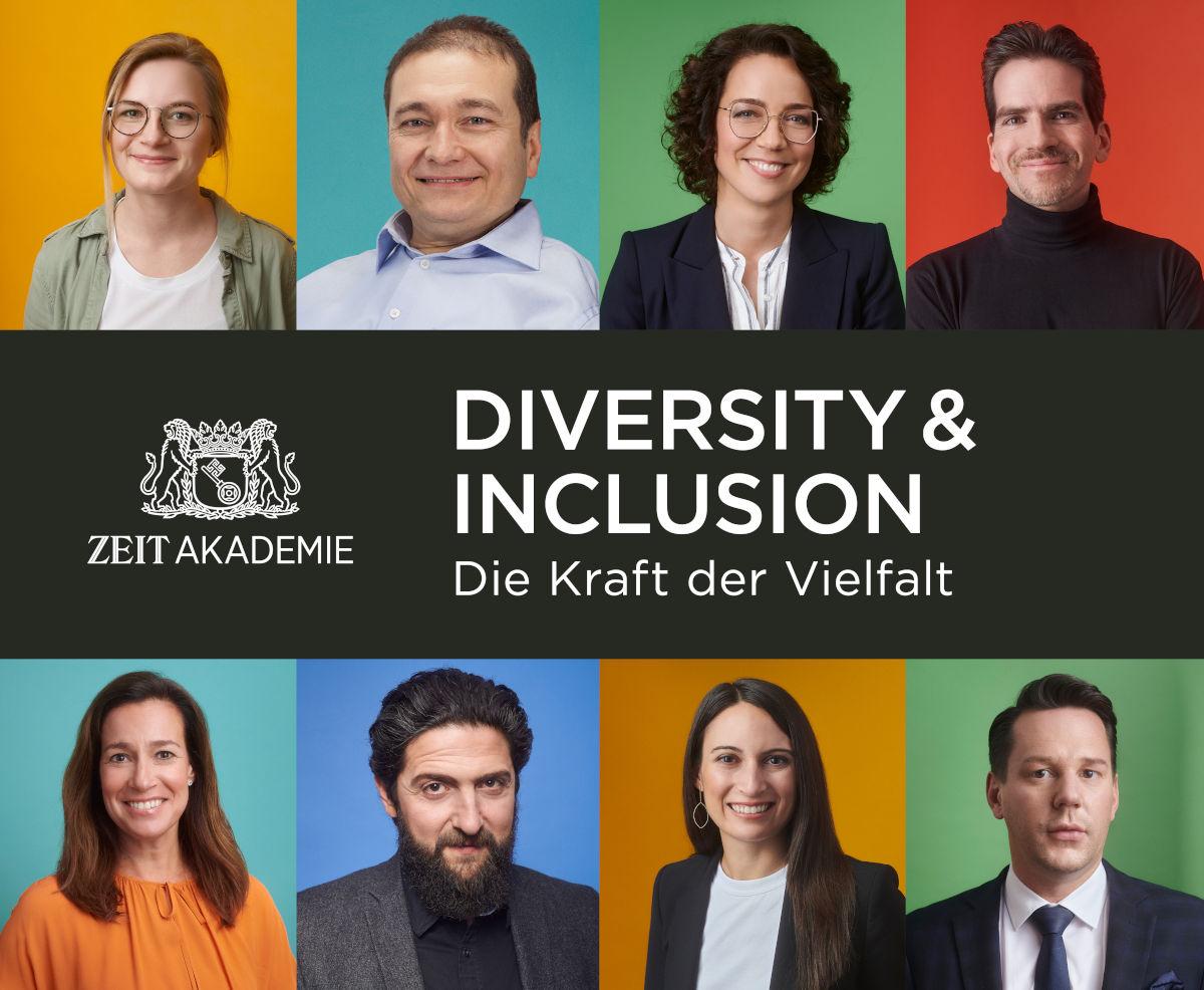 Cover-Ausschnitt des Kurses Diversity & Inclusion der ZEIT Akademie