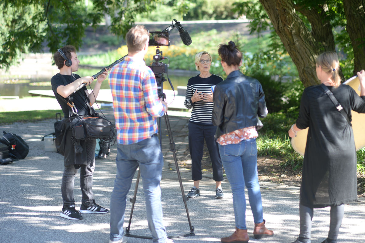 Making-of eines Lernvideos für die Unconference ZEIT für Lehrer mit Dr. Martina Aßmann