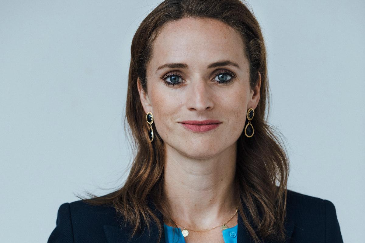 Im Podcast der ZEIT Akademie und der Deutschen Bahn spricht der Moderator mit Gründerin Verena Pausder über Bildung