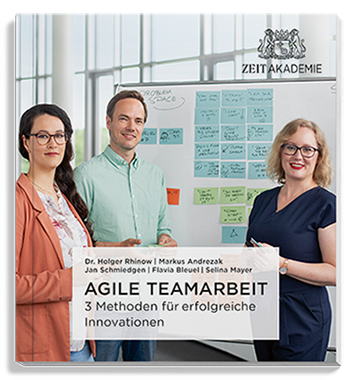 Agile Teamarbeit Begleitbuch