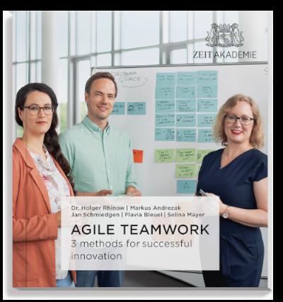 Agile Teamwork Begleitbuch
