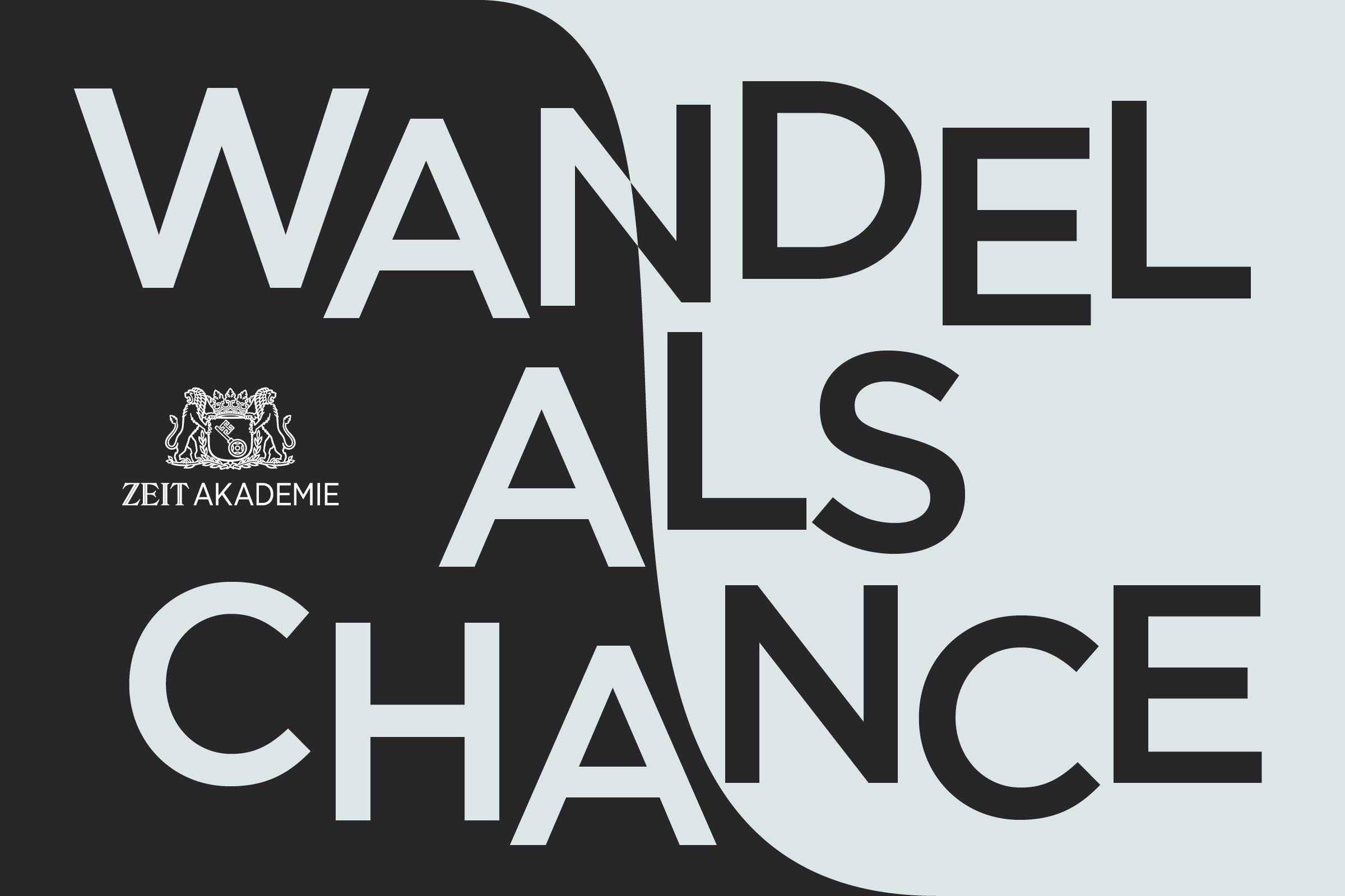 Cover vom ZEIT Akademie-Whitepaper Wandel als Chance für den Personalbereich