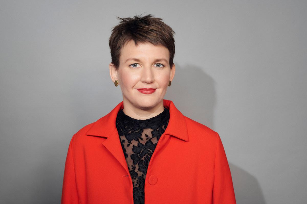 ZEIT Akademie-Dozentin Dr. Simone Burel